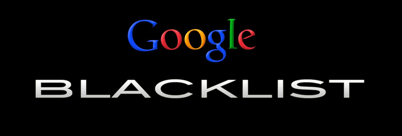 google blacklist website