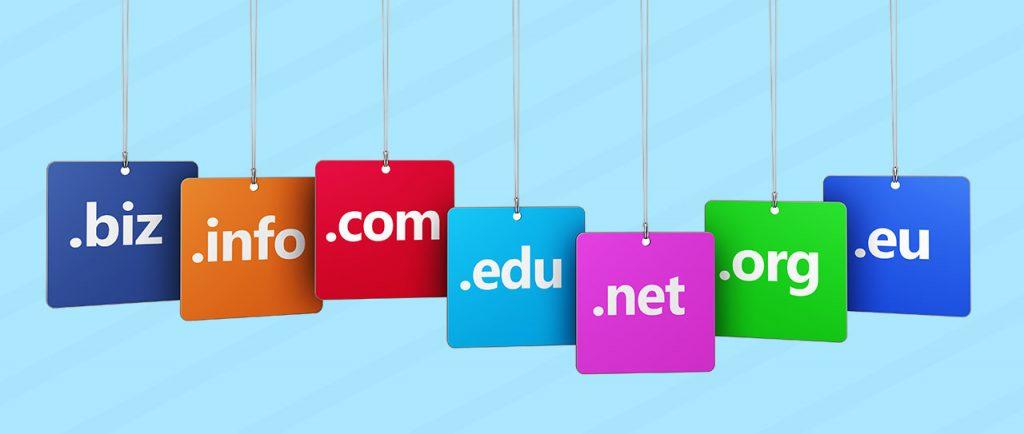 TLD untuk nama domain