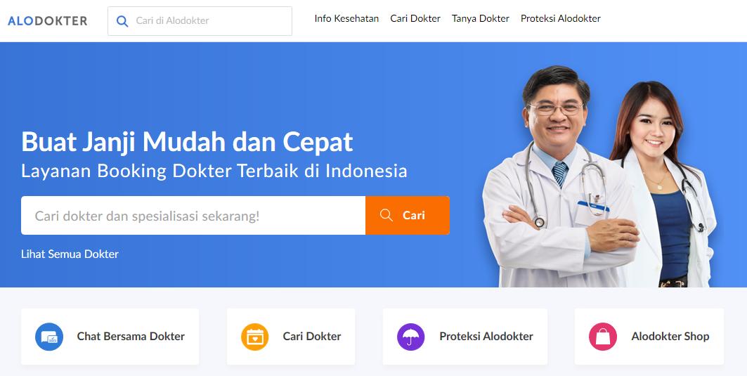 Banyaknya website startup kesehatan menyingkirkan website herbal dari halaman pertama Google