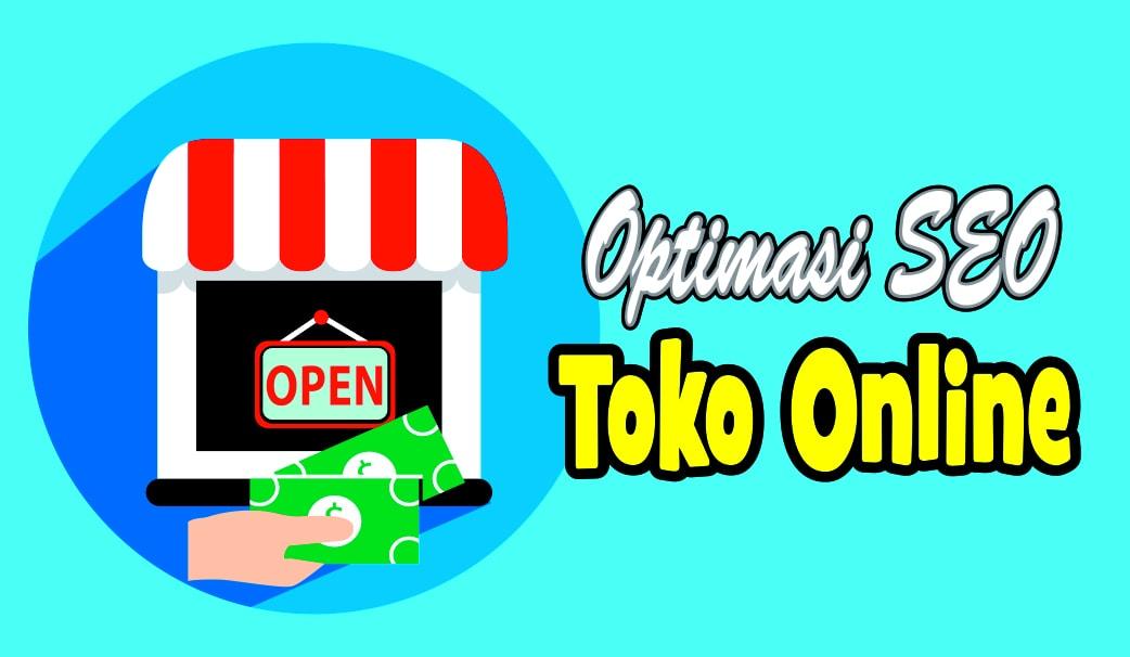 optimasi SEO toko online